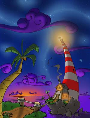 Lighthouse Bill Tiller Tribute by Deckboy