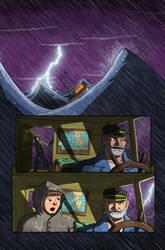 Sailing the High Seas by Deckboy