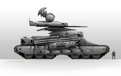 Tank v2 by skybolt