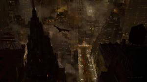 Bat Jump by skybolt