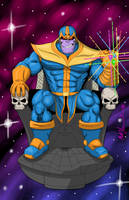 Thanos by RoninH5X