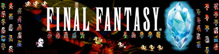 Final Fantasy Banner by Jourdy288