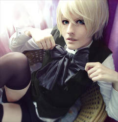 Alois: New young master by WiseKumagoro