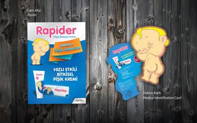 nappy rash cream advertising works by ziyade