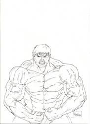 Hulk by viLasboa