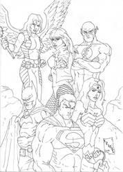 Justice League_02 by viLasboa