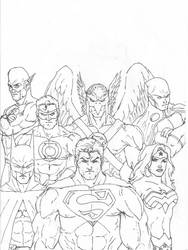Justice League_03 by viLasboa