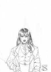Zatanna by viLasboa