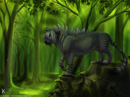 Forest of Silence by Shesterrni