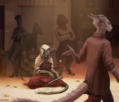 Beggar by Shesterrni