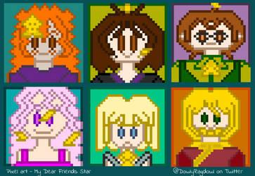 Pixel art -  MDFS by Ragdowl