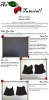 Sleeveless Shirt Tutorial by AshFantastic