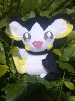 Emolga - COMMISSION by AshFantastic