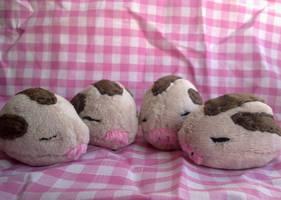 Baby Swinub! by AshFantastic
