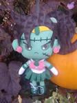 Frankenstein's Monster as Sailor Jupiter! by AshFantastic