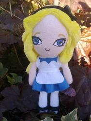 Alice by AshFantastic