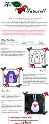 Tree ornament tutorial by AshFantastic