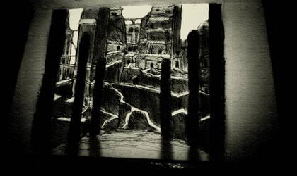 Secret village by Yoseph13