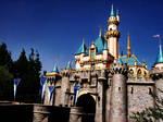 Disney Castle by tehodis