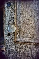 White Door by Waxmanjack