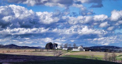 Laymans Farm by Waxmanjack