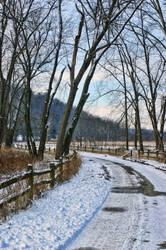 County Road 25 by Waxmanjack