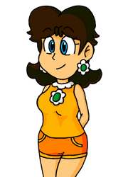 Sporty Daisy by Emeffy