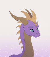 Spyro by Saphlra
