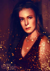 Fan-art Friday: Charmed - Piper by Kaizoku-hime