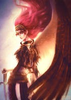 Harpy Queen by Kaizoku-hime