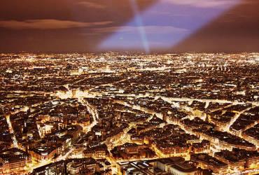 Paris by night by Teh-cHix0r