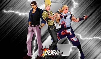 KoF Sidekicks Team Wallpaper by BLFML72