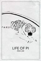 Life of Pi poster (2012 in Hindsight Series #1) by ll-og