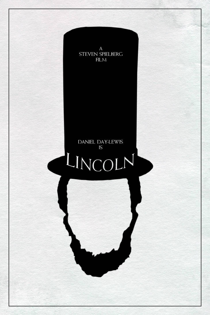 Lincoln poster (2012 in Hindsight Series #7) by ll-og