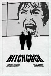 Hitchcock poster (2012 in Hindsight Series #8) by ll-og