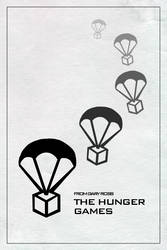 The Hunger Games poster (2012 in Hindsight #11) by ll-og