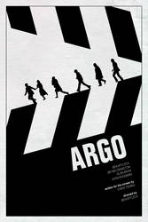 Argo poster (2012 in Hindsight Series #15) by ll-og