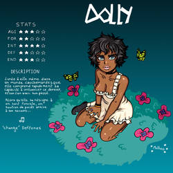 Fiche personnage : Dolly by Mulhog