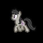 Trotting Octavia (Still Vector) by PineappleSurferMoon