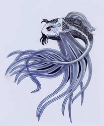 Fishradeheck by muffin-wrangler