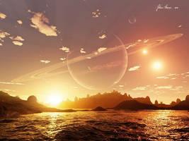 Alien Shores by Regulus36