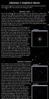 Starfield Brush Tutorial by Regulus36