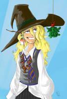 Nargles in the Mistletoe? by Gonsalessman