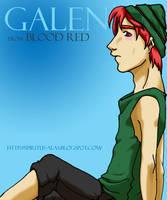 :Blood Red: Galen's nostalgia by DreamGazer-NightAnge