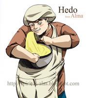 :Alma: Hedo's pastries by DreamGazer-NightAnge