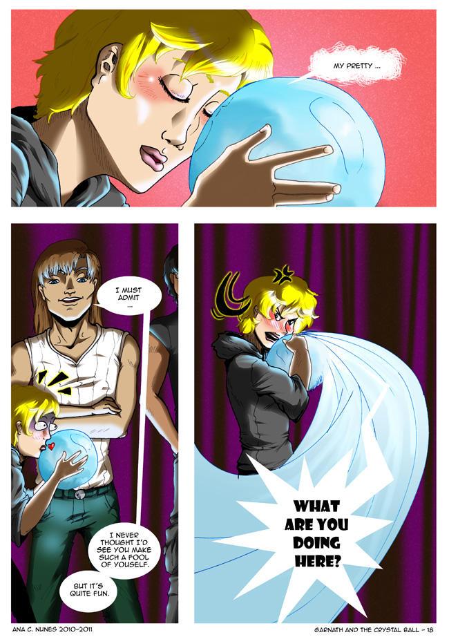 Garnath and the Crystal Ball 18 by DreamGazer-NightAnge