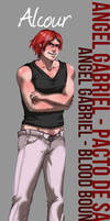 ::AG-BB:: Alcour - Character Study by DreamGazer-NightAnge