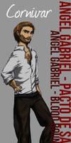 ::AG-BB:: Cornivar - Character Study by DreamGazer-NightAnge