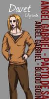::AG-BB:: Davet - Character Study by DreamGazer-NightAnge