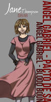 ::AG-BB:: Jane - Character Study by DreamGazer-NightAnge